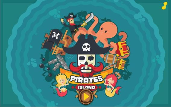 Pirates Island poster