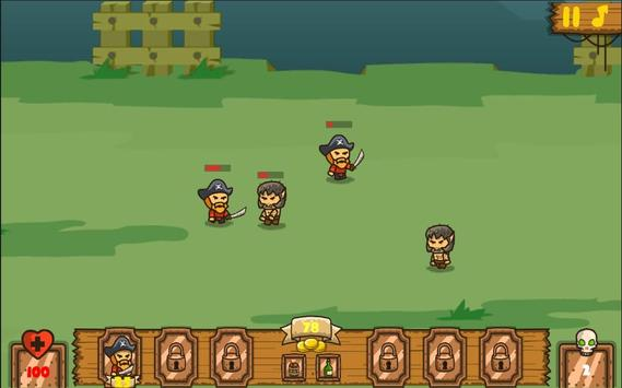 Pirates Island screenshot 1