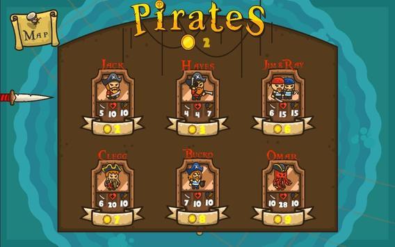 Pirates Island screenshot 2