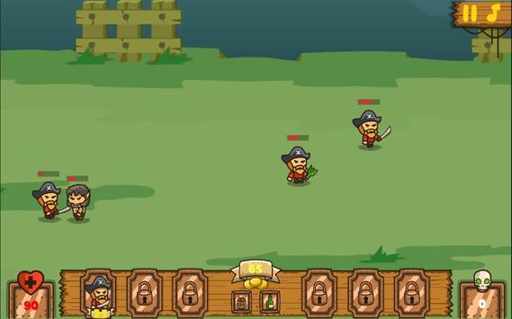 Pirates Island screenshot 3