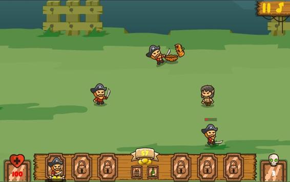 Pirates Island screenshot 5