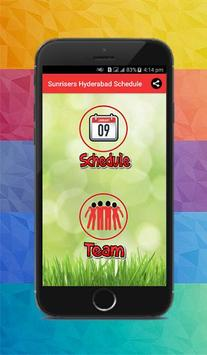 Sunrisers Hyderabad  2017 apk screenshot