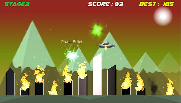 Alien Blitz Attack! apk screenshot