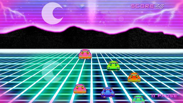 Lazer Racer Overdrive apk screenshot