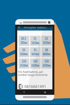 Kaaftoon Data screenshot 1