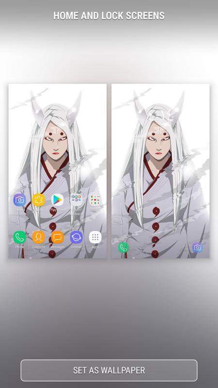 Kaguya Otsutsuki Hd Wallpaper 2018 Pour Android Téléchargez Lapk