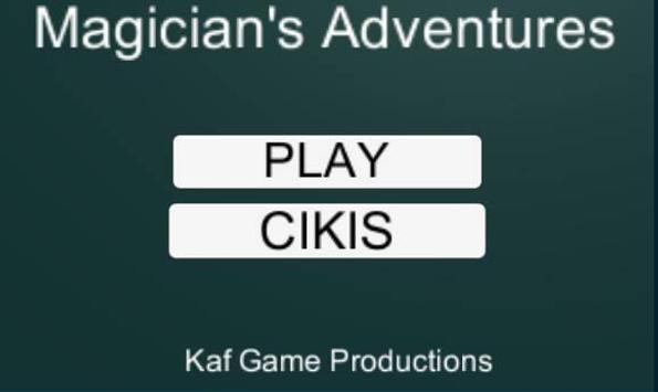 Magician's Adventure poster