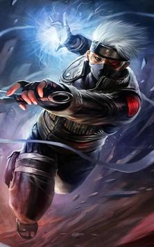 Kakashi Hatake Wallpaper screenshot 3