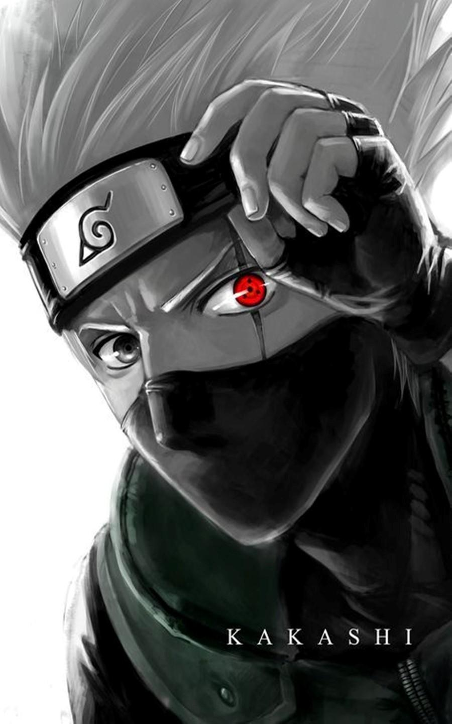 Kakashi Hatake Wallpaper For Android Apk Download