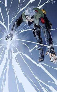 Kakashi Hatake Wallpaper screenshot 2