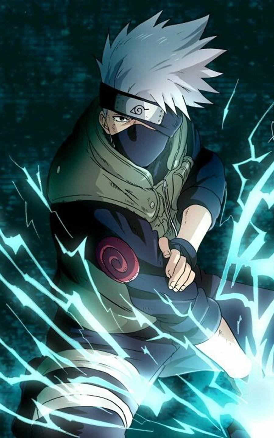 ... Kakashi Hatake Wallpaper screenshot 7