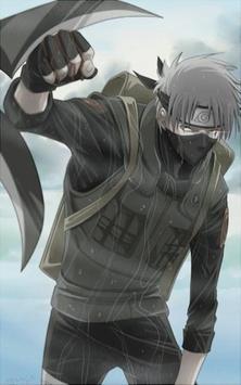 Kakashi Hatake Wallpaper screenshot 4