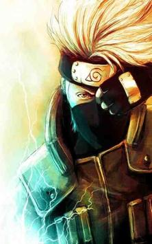 Kakashi Hatake Wallpaper screenshot 5