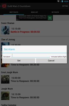 Guild Wars 2 Countdown screenshot 2