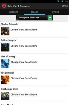 Guild Wars 2 Countdown screenshot 3