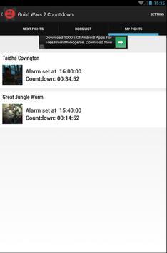 Guild Wars 2 Countdown screenshot 4