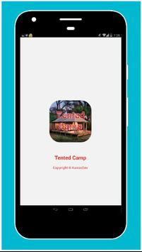 Tented Camp poster