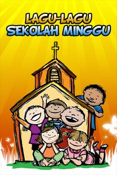 Indonesian Sunday School Songs poster