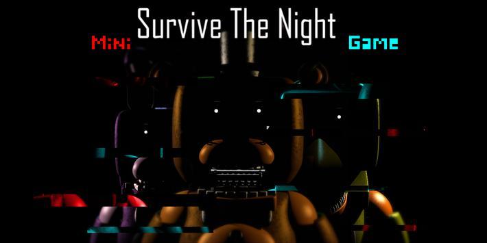Mini Survive The Night poster