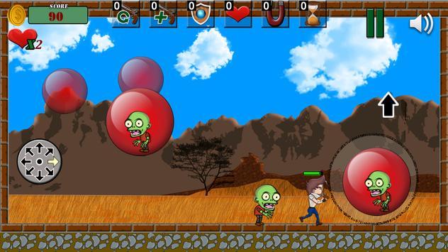 Bubble Zombie (Pang) 💣 screenshot 1