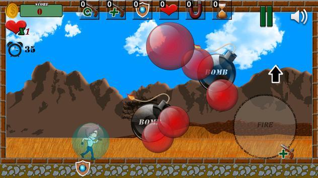 Bubble Zombie (Pang) 💣 screenshot 7