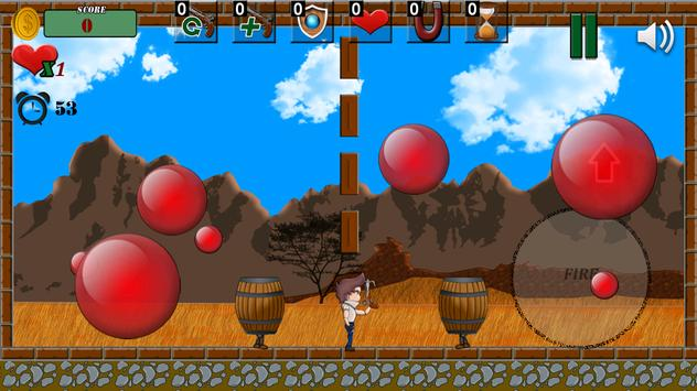 Bubble Zombie (Pang) 💣 screenshot 6