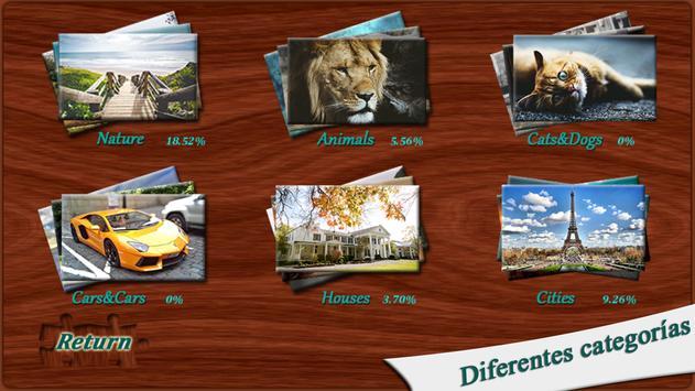 Puzzle Rompecabezas (OffLine) screenshot 8