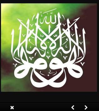 Art of calligraphy apk screenshot