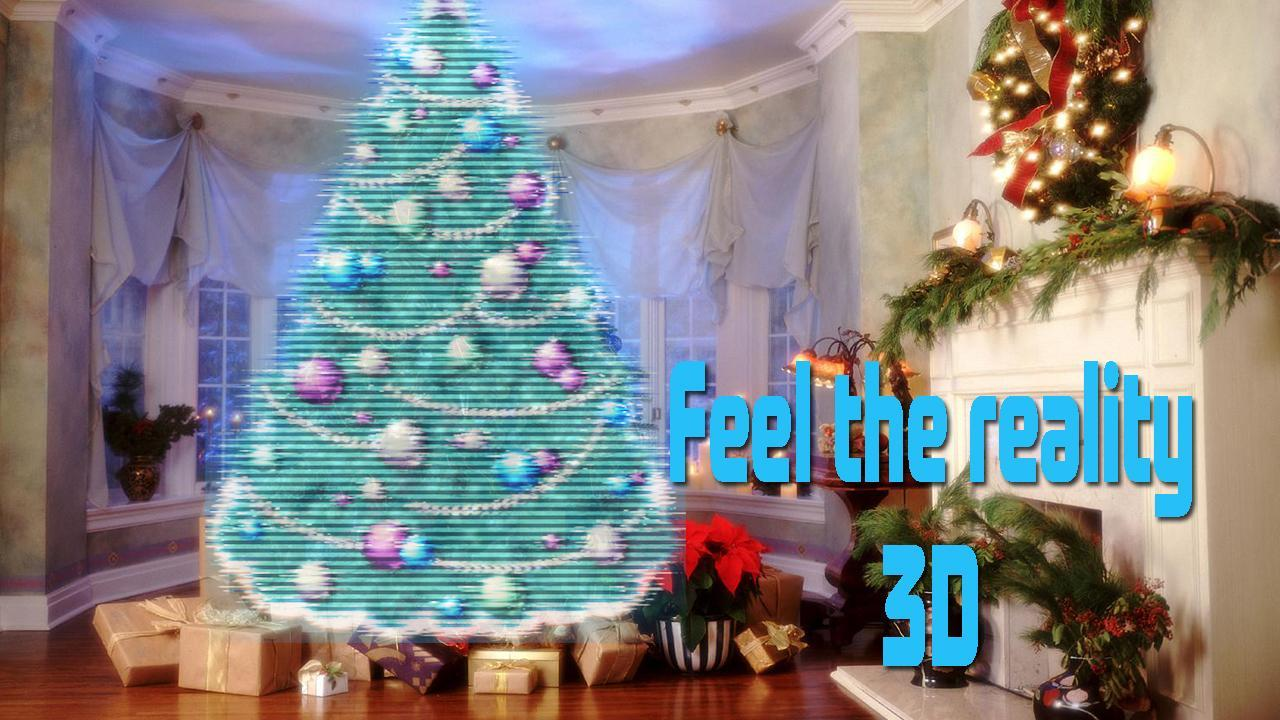Holographic Christmas Tree.Christmas Tree Hologram For Android Apk Download