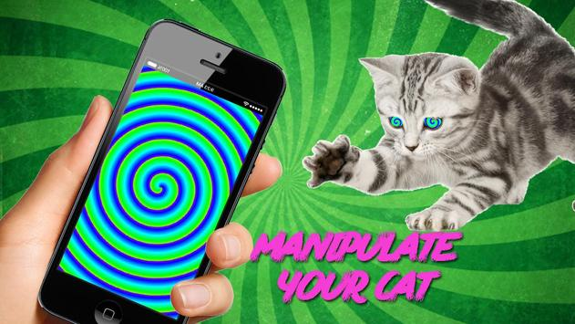 Real Hypnotizer For Cats screenshot 1