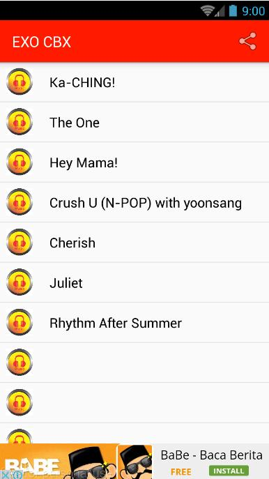 Exo Cbx Songs Lyrics For Android Apk Download