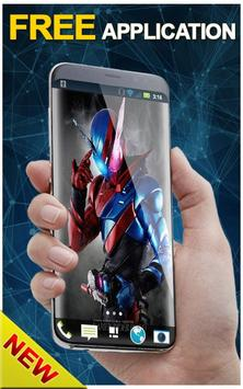 Kamen Rider Build Wallpaper | Henshin Belt Ex-Aid poster