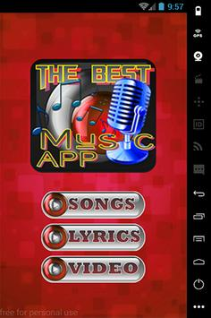 Kumpulan Lagu Afgan Mp3 apk screenshot