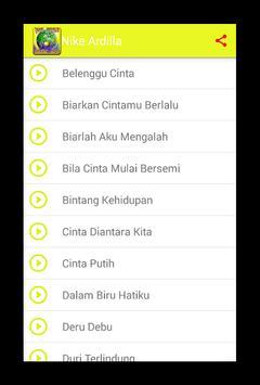 Kumpulan Lagu Nike Ardilla Mp3 Apk App تنزيل مجاني لأجهزة