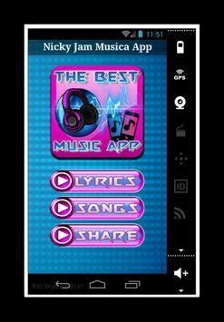 Nicky Jam hasta elamanecer Mp3 screenshot 1