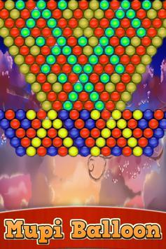 Mupi Balloon - Match Free poster