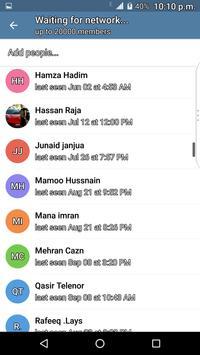 Connectivity Messenger screenshot 7
