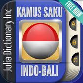 Kamus Saku Indonesia Bali icon