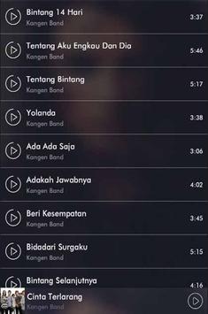 Kangen Band Top Hits Mp3 screenshot 11