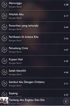Kangen Band Top Hits Mp3 screenshot 14