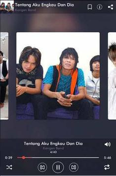 Kangen Band Top Hits Mp3 screenshot 5