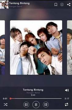 Kangen Band Top Hits Mp3 screenshot 9