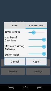 Kanji Quiz 2 screenshot 4