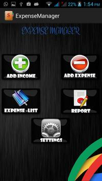ExpenseManager screenshot 4