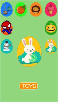 Surprise Eggs - Kids Game screenshot 2