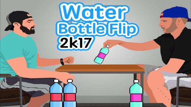 Bottle Flip 2k18 poster