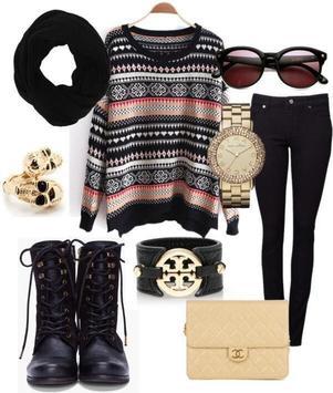 Latest Teen Outfit Ideas screenshot 2
