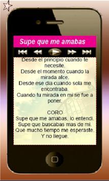Marcela Gandara Musica apk screenshot