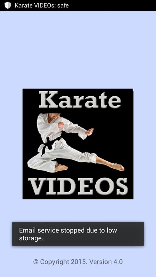 Karate VIDEOs for Android - APK Download