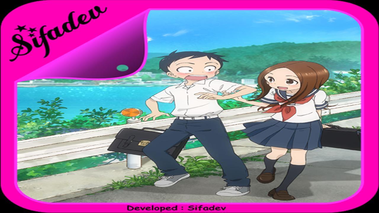 Karakai Jouzu No Takagi San Wallpapers For Android Apk Download